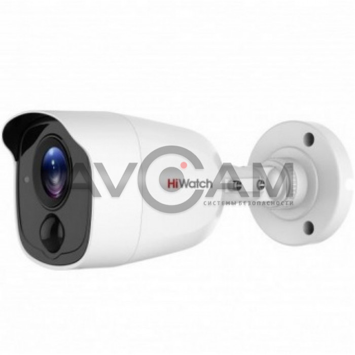 Уличная HD-TVI видеокамера HiWatch DS-T210