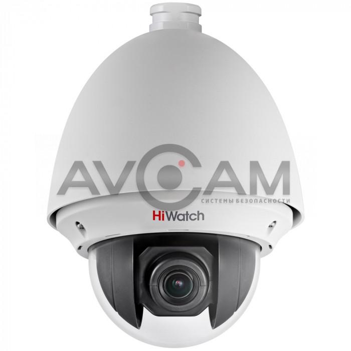 Поворотная HD-TVI видеокамера HiWatch DS-T255(B)