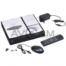 4-х канальный мультигибридный видеорегистратор O`ZERO AR-04110S