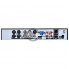4-х канальный мультигибридный видеорегистратор O`ZERO AR-04120S