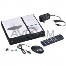 8-и канальный мультигибридный видеорегистратор O`ZERO AR-08120S