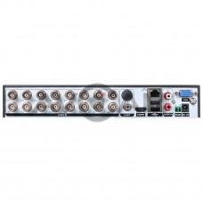 16-и канальный мультигибридный видеорегистратор O`ZERO AR-16110S