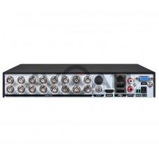 16-и канальный мультигибридный видеорегистратор O`ZERO AR-16120S