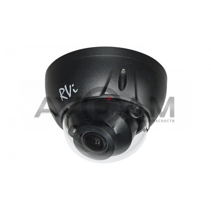 Купольная IP видеокамера RVi-1NCD2075 (2.7-13.5) black