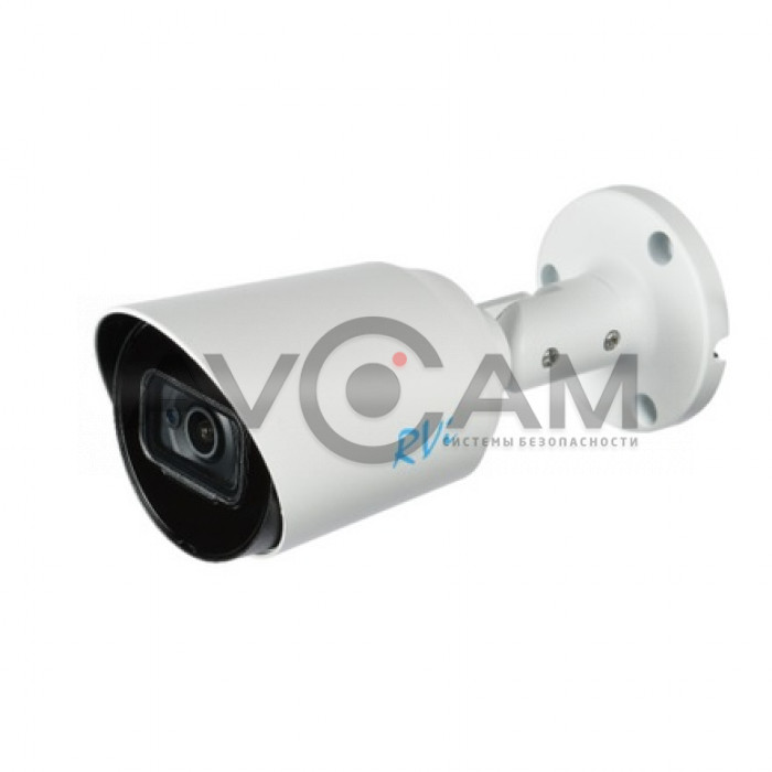 Уличная мультиформатная HD видеокамера RVI-1ACT802A (2.8) WHITE