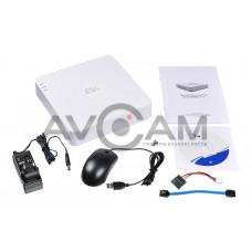 8-ми канальный HD-TVI видеорегистратор RVi-HDR08LA-TA