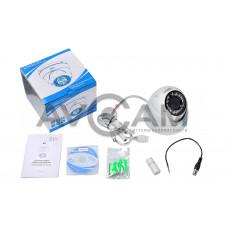 IP видеокамера антивандальная с ИК подсветкой RVi-IPC34VB (3.0-12)