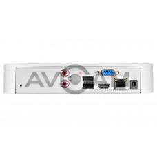Сетевой 16-канальный Видеорегистратор RVi-IPN16/1L-4K