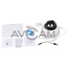 Антивандальная  IP видеокамера RVI-IPC38VM4 (2.7-12)