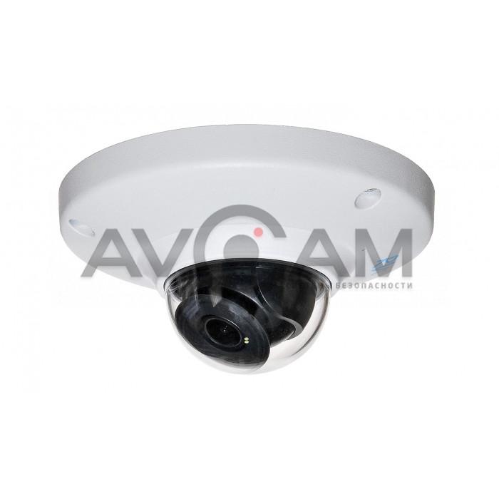 FishEye IP видеокамера RVi-1NCFX5036 (1.4) white
