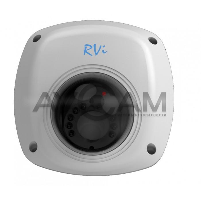 Купольная IP видеокамера RVi-IPC31MS-IR (2.8)