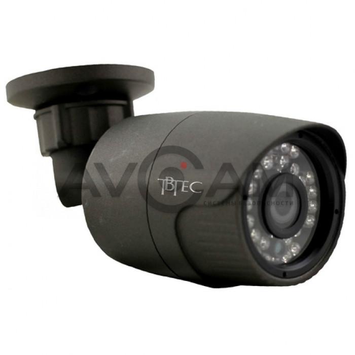 Уличная сетевая IP видеокамера TBTEC TBC-i1225IR