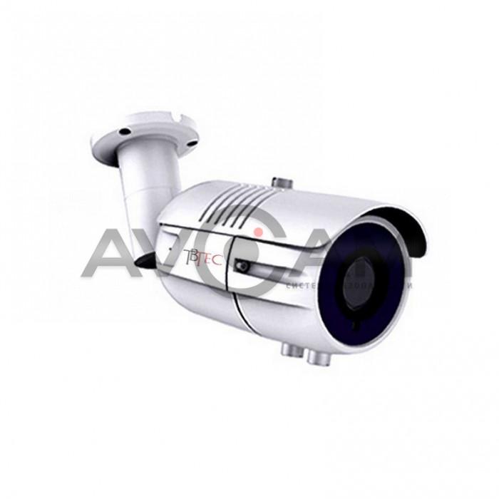 Уличная AHD видеокамера TBTEC TBC-A1275HD