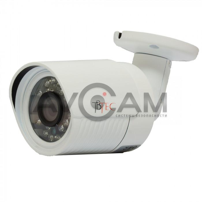 Уличная IP видеокамера  TBC-i1325IR