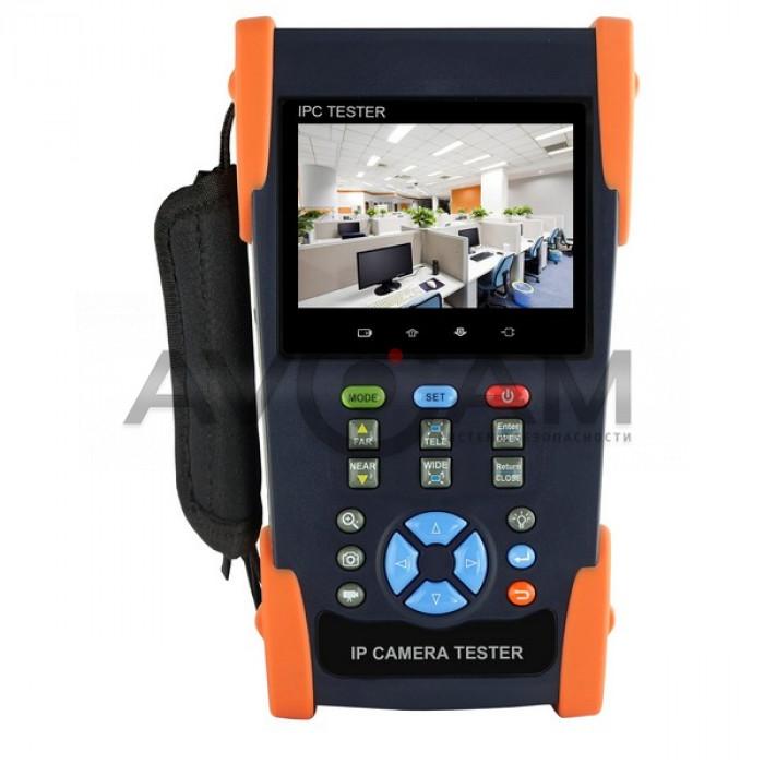 TBTEC TBU-351HD Тестер для систем видеонаблюдения