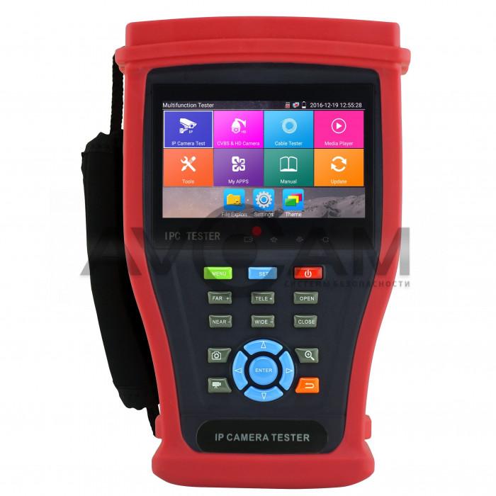 TBTEC TBU-352HD Тестер для систем видеонаблюдения