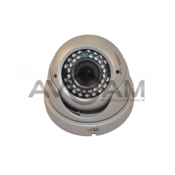 Купольная видеокамера TBTEC TBC-A3461IR