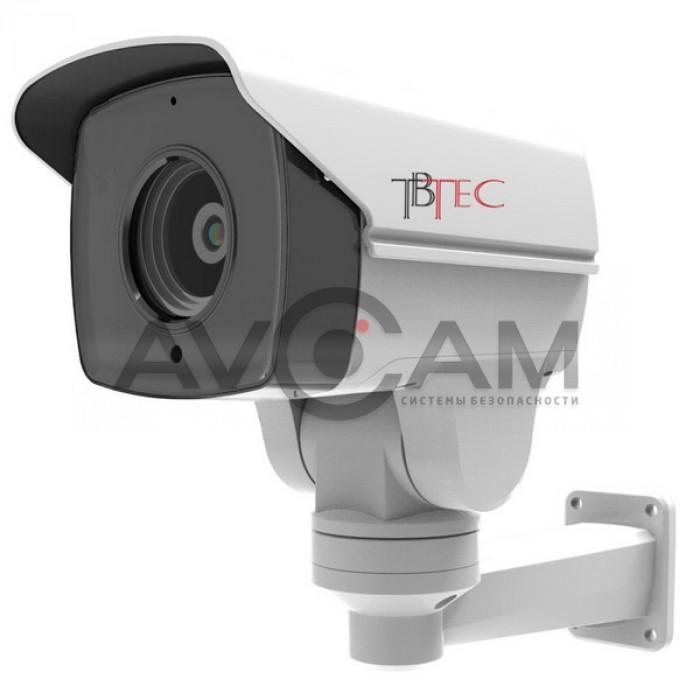 Уличная поворотная AHD видеокамера TBTEC TBC-A5581HD