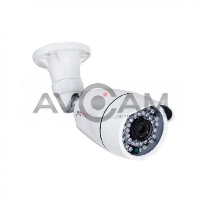 Уличная AHD видеокамера TBTEC TBC-A1271HD