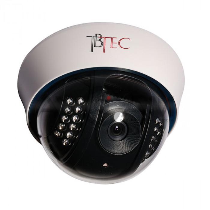 Купольная видеокамера TBTEC TBC-A2485IR
