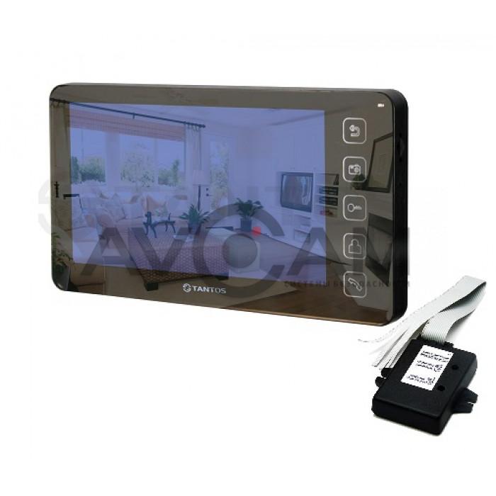Комплект видеодомофона Tantos Prime SD Mirror + XL