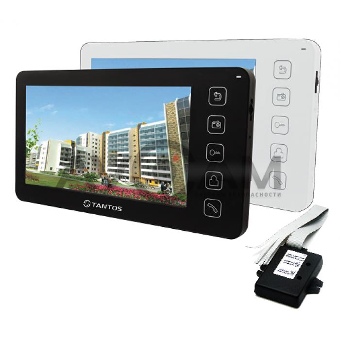 Комплект видеодомофона Tantos Prime + XL