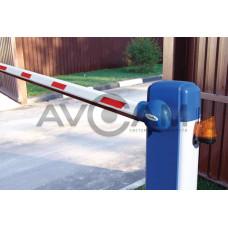 Автоматический шлагбаум DOORHAN Barrier-5000с длиной стрелы 5 м