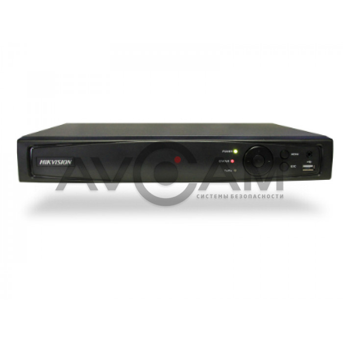 8-ми канальный HD-TVI видеорегистратор Hikvision DS-7208HQHI-F1/N