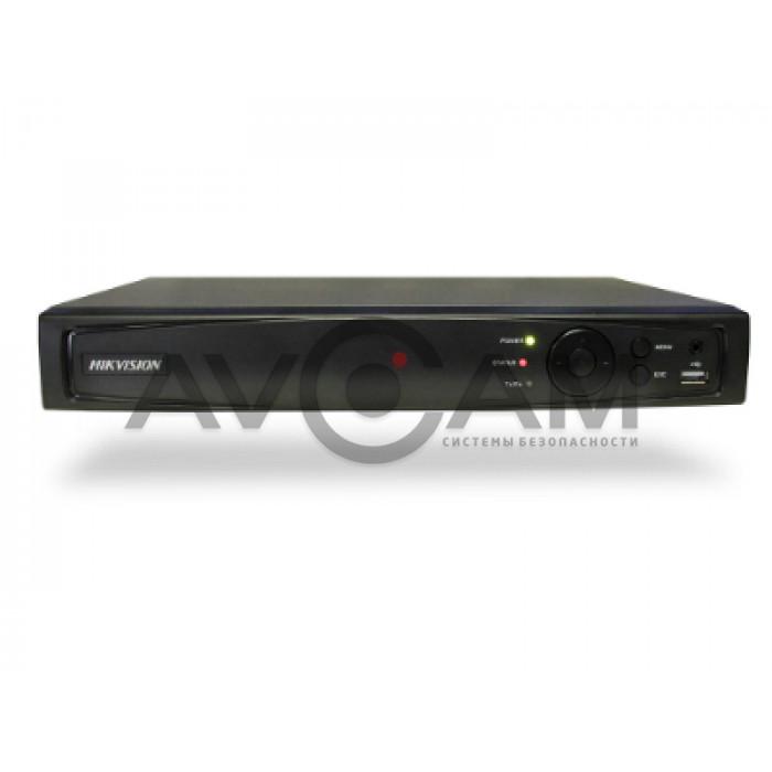 4-х канальный HD-TVI видеорегистратор Hikvision DS-7204HQHI-F1/N