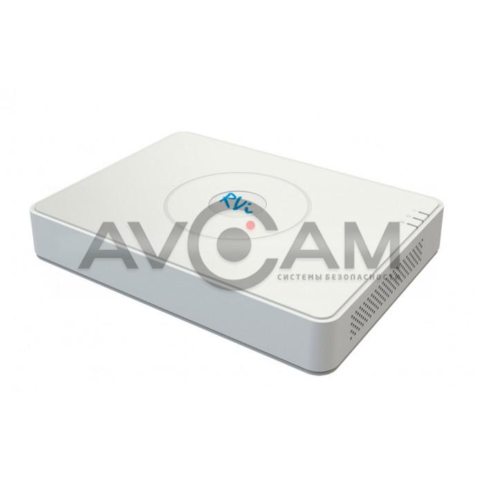 8-ми канальный HD-TVI видеорегистратор RVi-HDR08LA-T