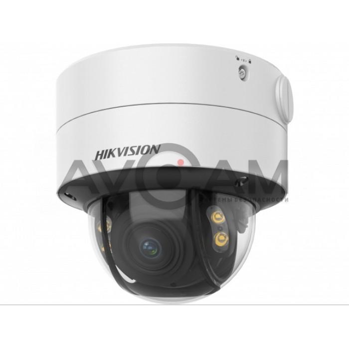 Купольная HD-TVI видеокамера с моторизованным вариообъективом  Hikvision DS-2CE59DF8T-AVPZE (2.8-12)
