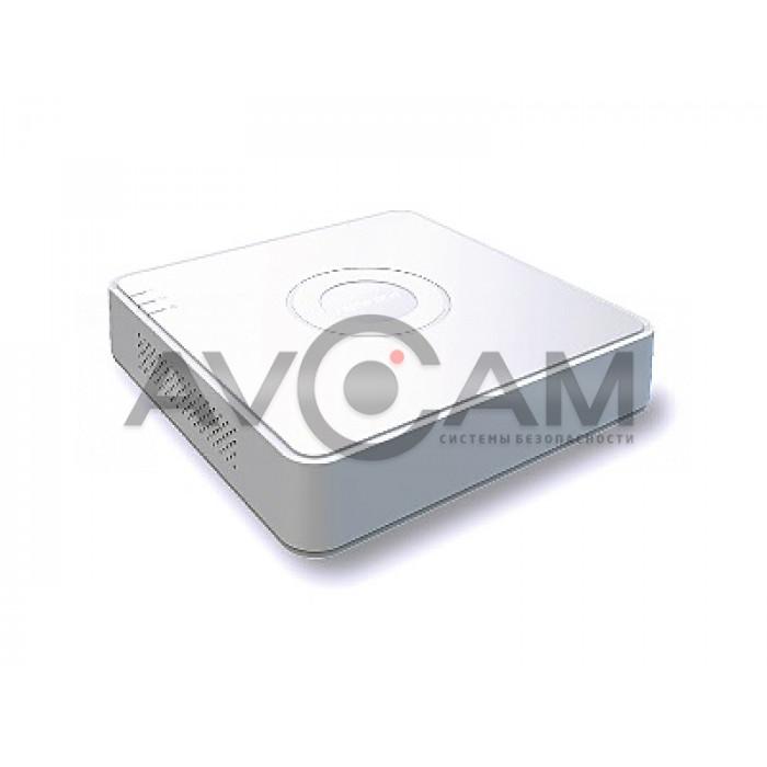 8-ми канальный гибридный HD-TVI видеорегистратор HiWatch DS-H108G
