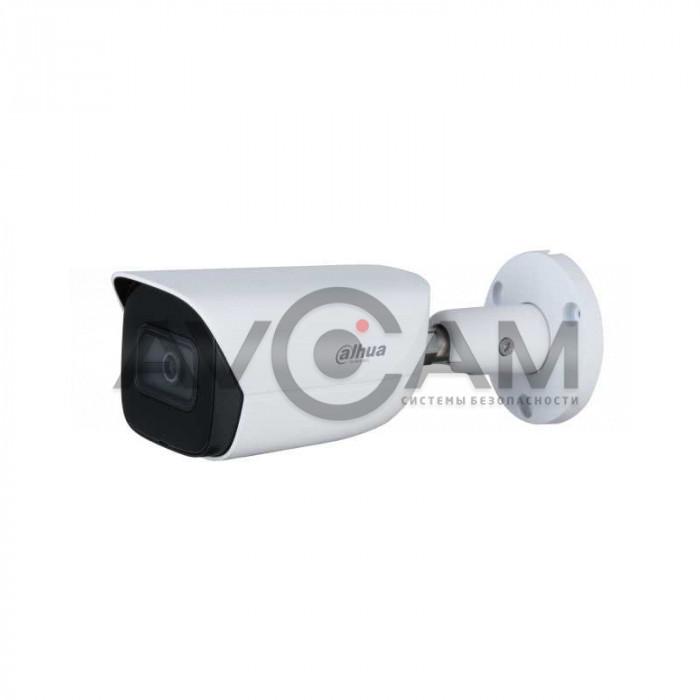 Уличная цилиндрическая IP видеокамера Dahua DH-IPC-HFW3441EP-SA-0360B