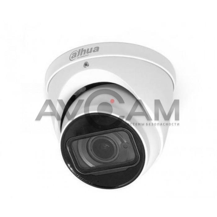 Купольная уличная IP видеокамера Dahua DH-IPC-HDW3441TMP-AS-0280B