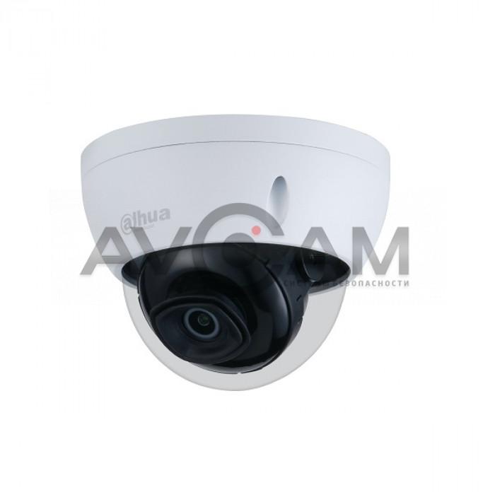 Купольная уличная IP видеокамера Dahua DH-IPC-HDBW3441EP-AS-0280B