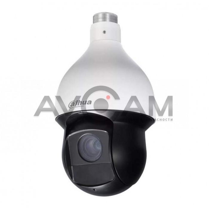 Уличная скоростная поворотная IP видеокамера Dahua DH-SD49425XB-HNR