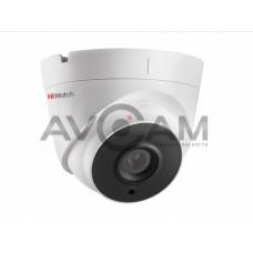Купольная IP видеокамера HiWatch DS-I203 с ИК подсветкой
