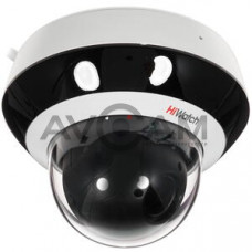 Уличная поворотная IP видеокамера HiWatch DS-I205M
