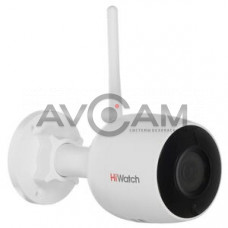 Уличная цилиндрическая IP видеокамера с Wi-Fi HiWatch DS-I250W