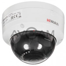 Внутренняя купольная IP видеокамера с Wi-Fi HiWatch DS-I252S