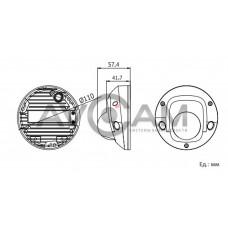 Купольная IP видеокамера HiWatch DS-I259M