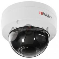 Купольная IP видеокамера HiWatch DS-I402