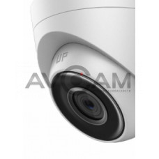 Уличная купольная мини IP видеокамера HiWatch DS-I453