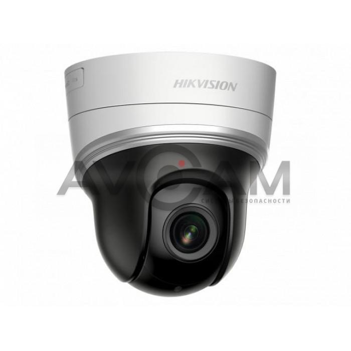 IP видеокамера поворотная с Wi-Fi  Hikvision DS-2DE2204IW-DE3/W