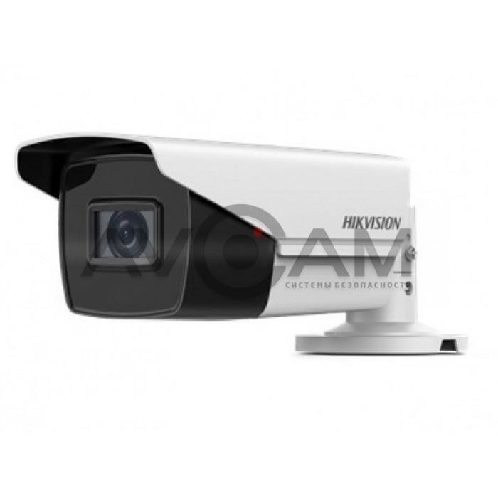 Уличная HD-TVI видеокамера с вариообъективом  Hikvision DS-2CE19D3T-IT3ZF (2.7-13.5mm)
