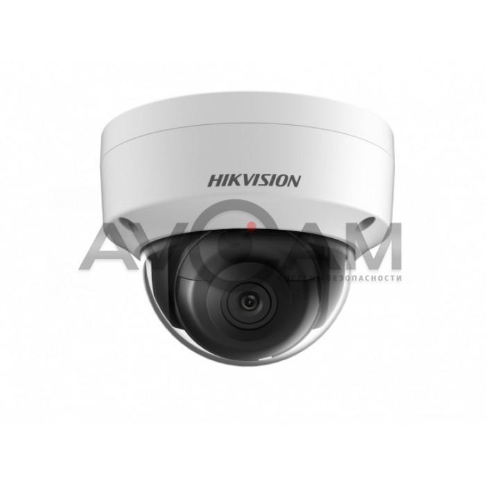 Купольная HD-TVI видеокамера Hikvision DS-2CE57D3T-VPITF