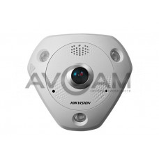 Купольная IP видеокамера Hikvision DS-2CD6362F-IS 5