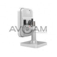 IP видеокамера внутренняя компактная с ИК подсветкой HiWatch DS-I114 4
