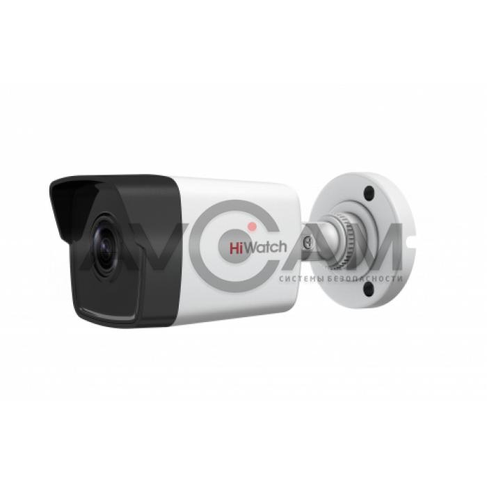 Уличная IP видеокамера HiWatch DS-I250