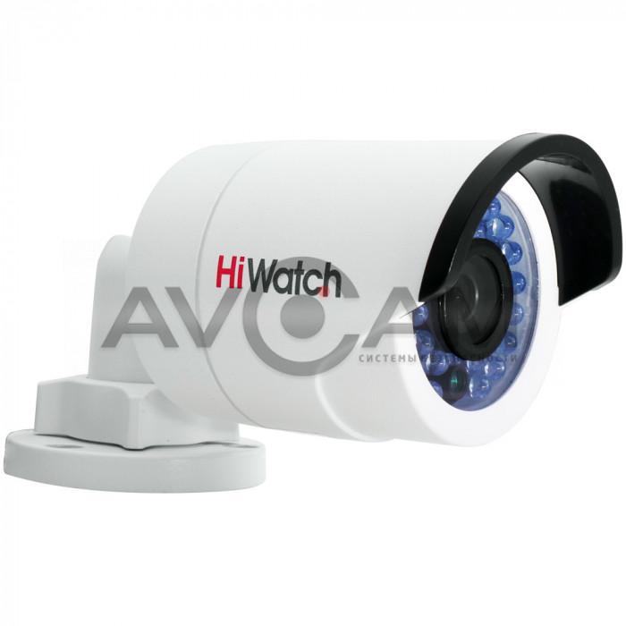 IP видеокамера уличная с ИК подсветкой HiWatch DS-I120